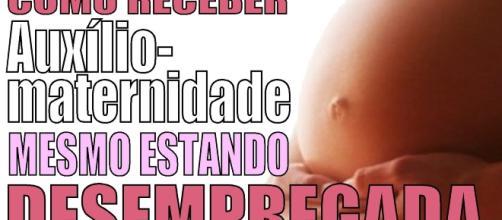 Mães que perderam seus empregos pode ter direito ao salário maternidade