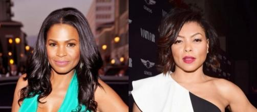 "Nia Long and Taraji P. Henson reportedly Feuding on ""Empire"" - Photo: Blasting News Library - bet.com"