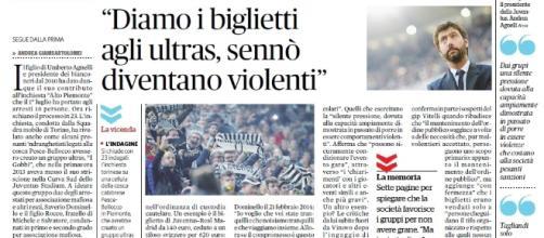 Nuove intercettazioni emerse di recente confermano rapporti tra Juventus e 'ndrangheta