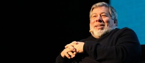 Steve Wozniak spoke at the TechIgnite conference this week in Silicon Valley. (Photo via Flickr)