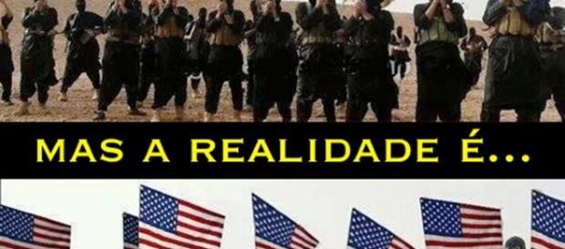 A farsa dos ataques de falsa bandeira