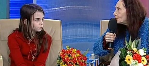 Adriana Iliescu este cea mai bătrână mamă din lume