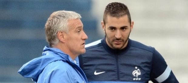 CHOC: Karim Benzema dit tout sur Deschamps!