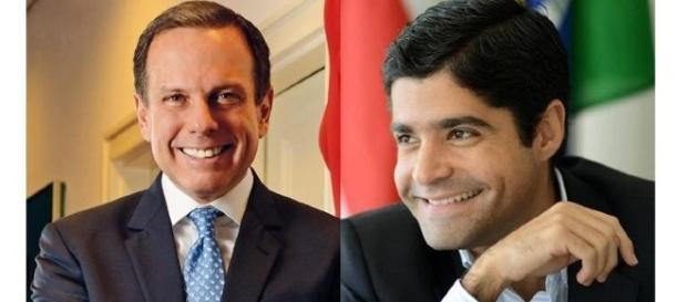 Doria e ACM Neto devem ser os candidatos do PSDB em 2018