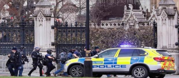 Londres teve uma tensa quarta-feira