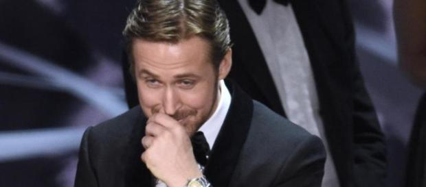 Oscars' last great mystery solved: Why was Ryan Gosling giggling ... - hindustantimes.com