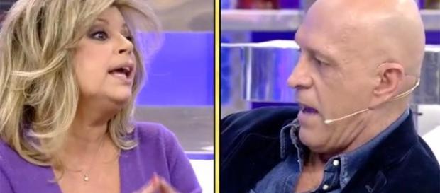 Terelu se enfrenta a Kiko Matamoros en 'Sálvame Diario' tras su ... - cherencov.com