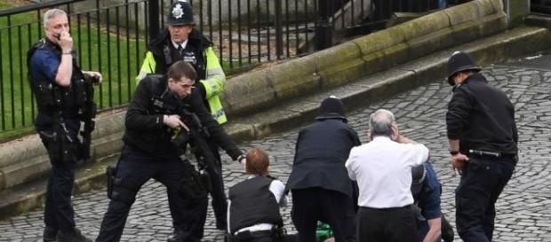 Timeline of events of the London terror attack   abc7ny.com - abc7ny.com