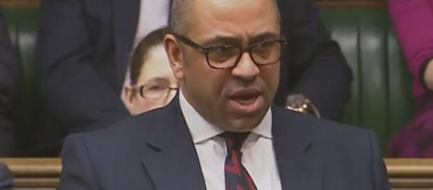 WATCH: Tearful Tory MP James Cleverly calls for hero policeman ... - politicshome.com