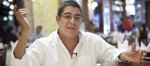 Zeca Pagodinho, além de sofrer com AVC de Arlindo Cruz, agora está inconformado com roubo de funcionária