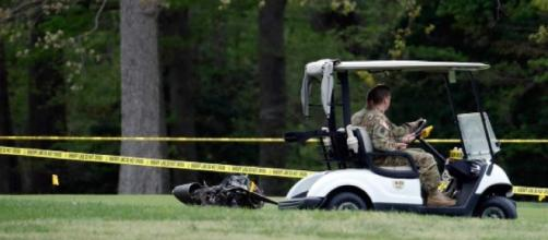 1 dead, 2 hurt after Army helicopter crashes in Maryland | The ... - sltrib.com