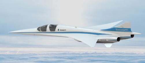 Aviation start-up to start testing supersonic jet that would ... - thesun.co.uk