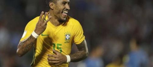 Brazil destroys Uruguay,... - greenwichtime.com