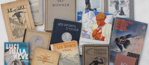 Collezione internazionale di inizio Novecento dedicata allo sci (Il Piacere e Il Dovere Studio Bibliografico)