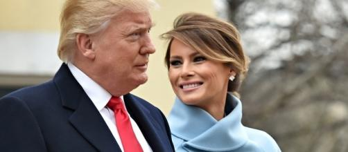 Donald Trump e Melania separati in casa?