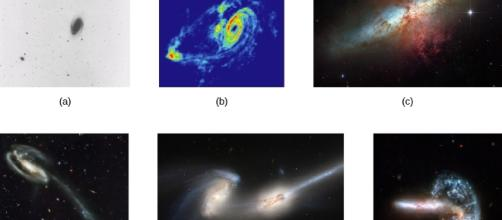 Galaxy Mergers and Active Galactic Nuclei - OpenStax CNX - cnx.org