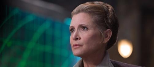 How 'The Last Jedi' will deal with the death of Carrie Fisher ... - businessinsider.com