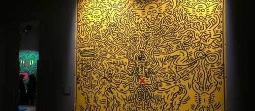 Keith Haring a Palazzo Reale in una mostra con 110 opere