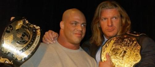Kurt Angle WWE return: It's true! Angle should not be made into a ... - thesun.co.uk