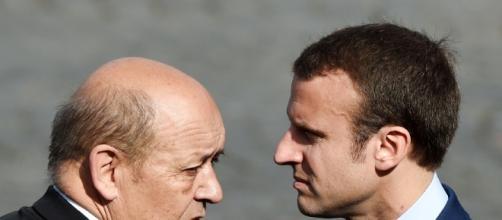 Le ralliement de Jean-Yves Le Drian à Emmanuel Macron fait grincer ... - rtl.fr