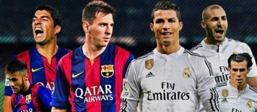 """L'UEFA veut mettre fin aux """"MSN"""" et """"BBC"""""""