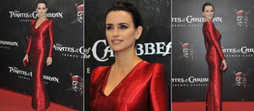 Penélope Cruz looking stylish for 'Pirates of the Carribean 4: On Stranger Tides'. Photo courtesy of Blogspot - blogspot.com