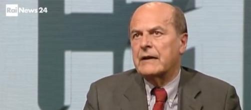 Pier Luigi Bersani, politico del Centrosinistra