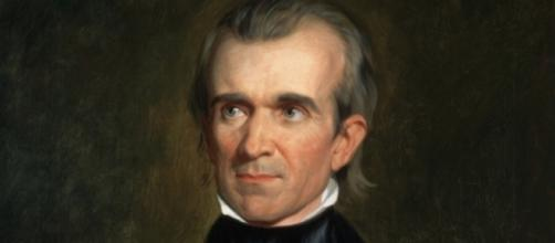 polk_color - James K. Polk Pictures - James K. Polk - HISTORY.com - history.com