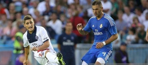 Real Madrid : Benzema tacle le PSG !