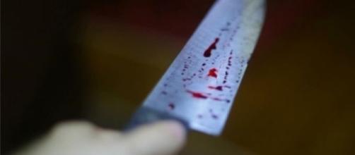 Suspeito do múltiplo homicídio agrediu as vítimas na zona do pescoço