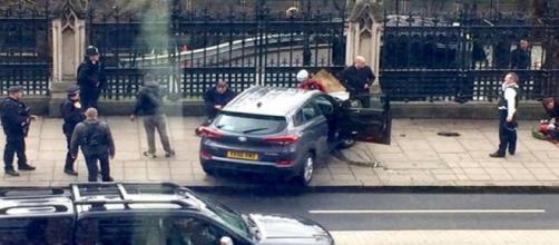 Un attentant a touché Londres ce mercredi 22 mars 2017