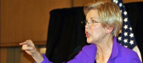 U.S. Senator from Massachusetts Elizabeth Warren / Edward Kimmel, Flickr CC BY-SA 2.0