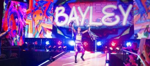 WWE star Bayley on 'WWE 2K17': 'Now I get to have dream matches ... - sportingnews.com