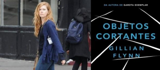 Amy Adams vai protagonizar nova série da HBO