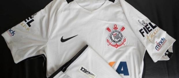 Camisa do Corinthians pode ser a mais valiosa do Brasil