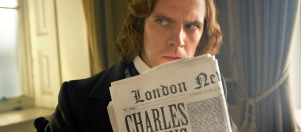 Dan Stevens: la prima foto come Charles Dickens | cM News - cartoonmag.it