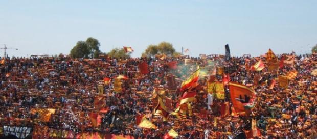 Domenica il Lecce giocherà contro il Fondi.