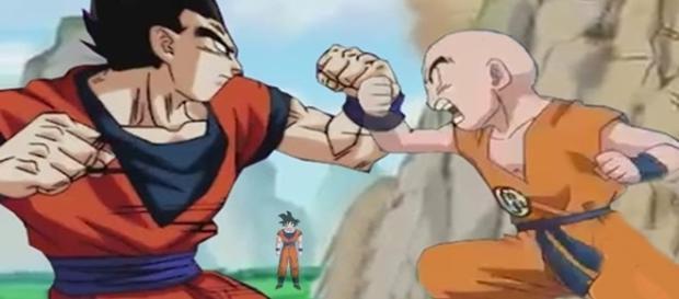 Dragon Ball Super 84: Gohan versus Krilin