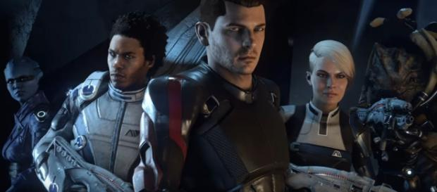 Everything We Know About MASS EFFECT: ANDROMEDA So Far | Nerdist - nerdist.com