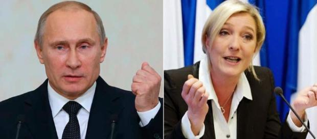 Le Pen busca apoio externo para sua candidatura