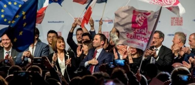 Primaire à gauche: derniers meetings pour Benoît Hamon et Manuel ... - rfi.fr