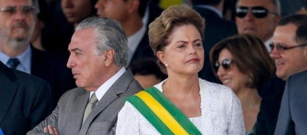 São muitas as diferenças entre Dilma e Temer