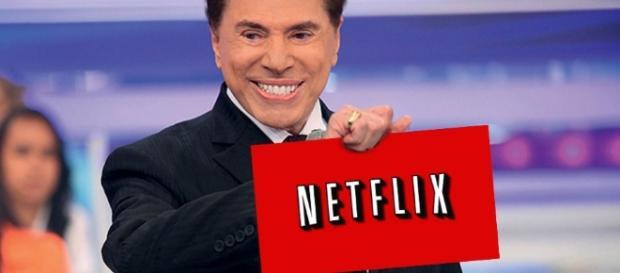 SBT e Record pretendem negociar conteúdos com a Netflix para combater as operadoras.
