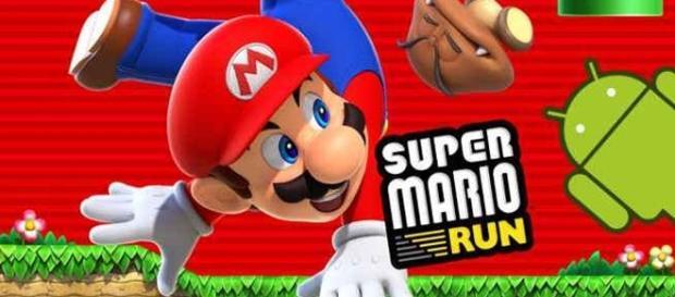 Super Mario Run/ Photo via giochi Android iPhone, Flickr