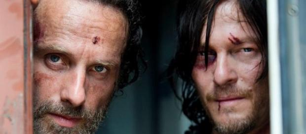 The Walking Dead : Un final de saison 7 intriguant !