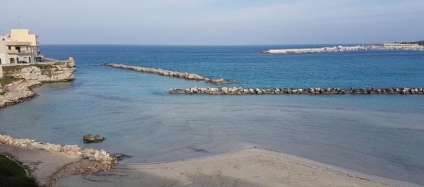 Una foto di Otranto in questi giorni.