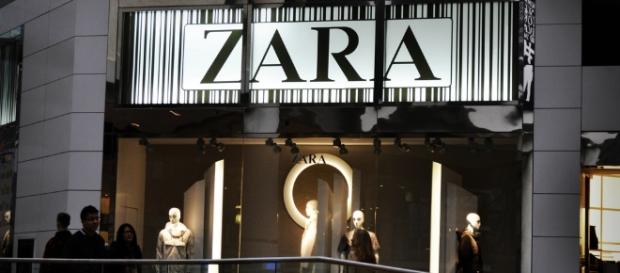 Zara Store Canada | This is a shot of the Zara store in Toro… | Flickr - flickr.com
