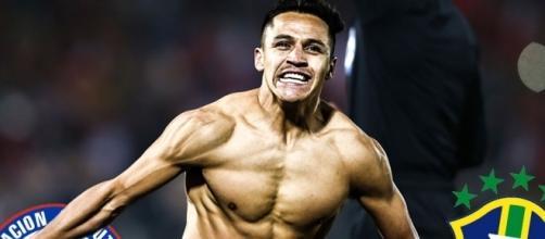 Alexis Sanchez, pour son futur club