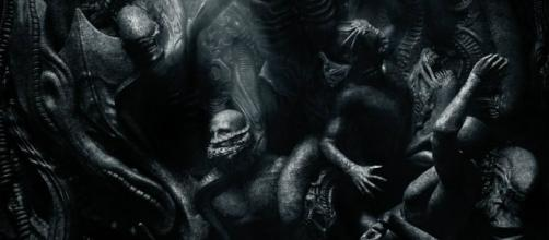 'Alien: Covenant' poster released by 20th Century Fox via MeetWalter.comTwitter