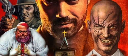 Animated TV shows - screenrant.com/preacher-season-2-herr-starr-the-grail/?view=all